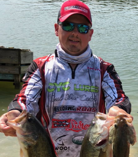 ILF Angler Mike Foster