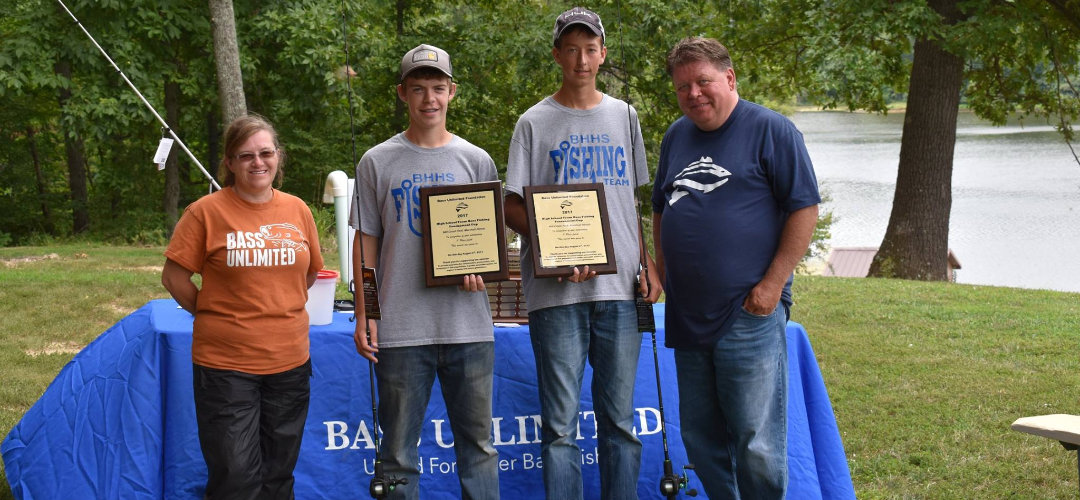 ILF Anglers 2017 Bass Unlimited High School Champions