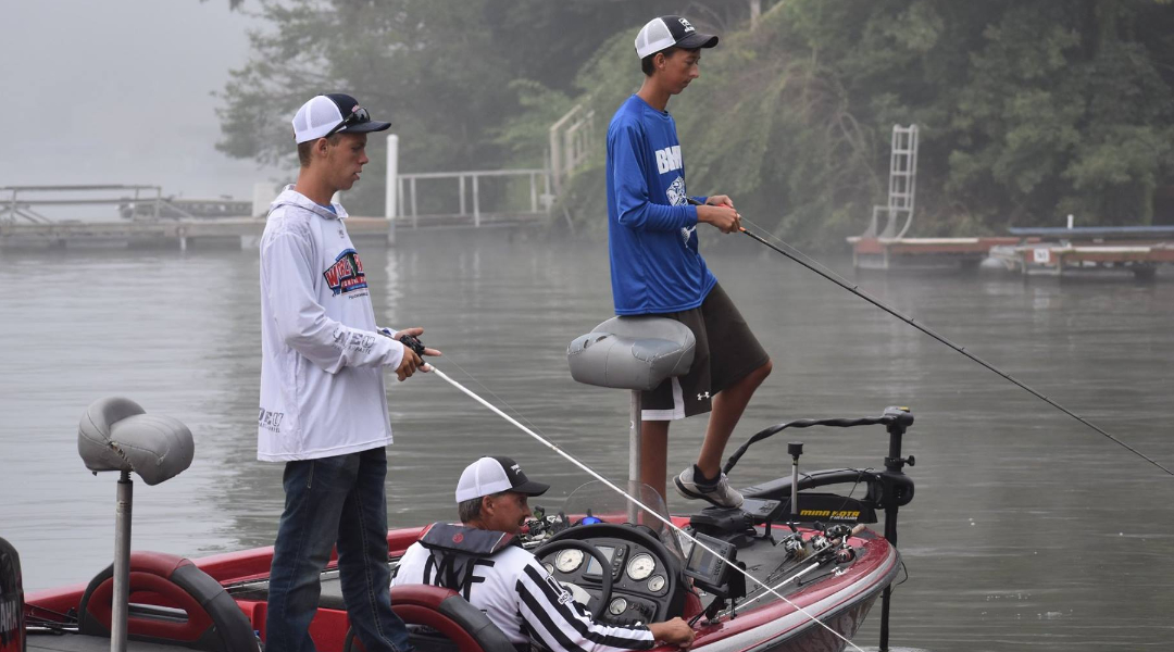 ILF Anglers 2018 High School Team Round 3 Championship